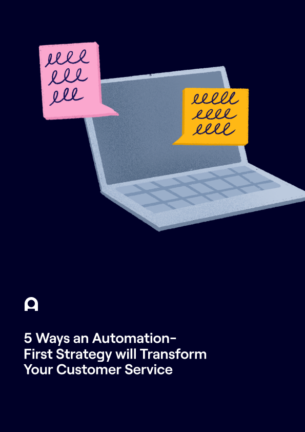 Automation first cover