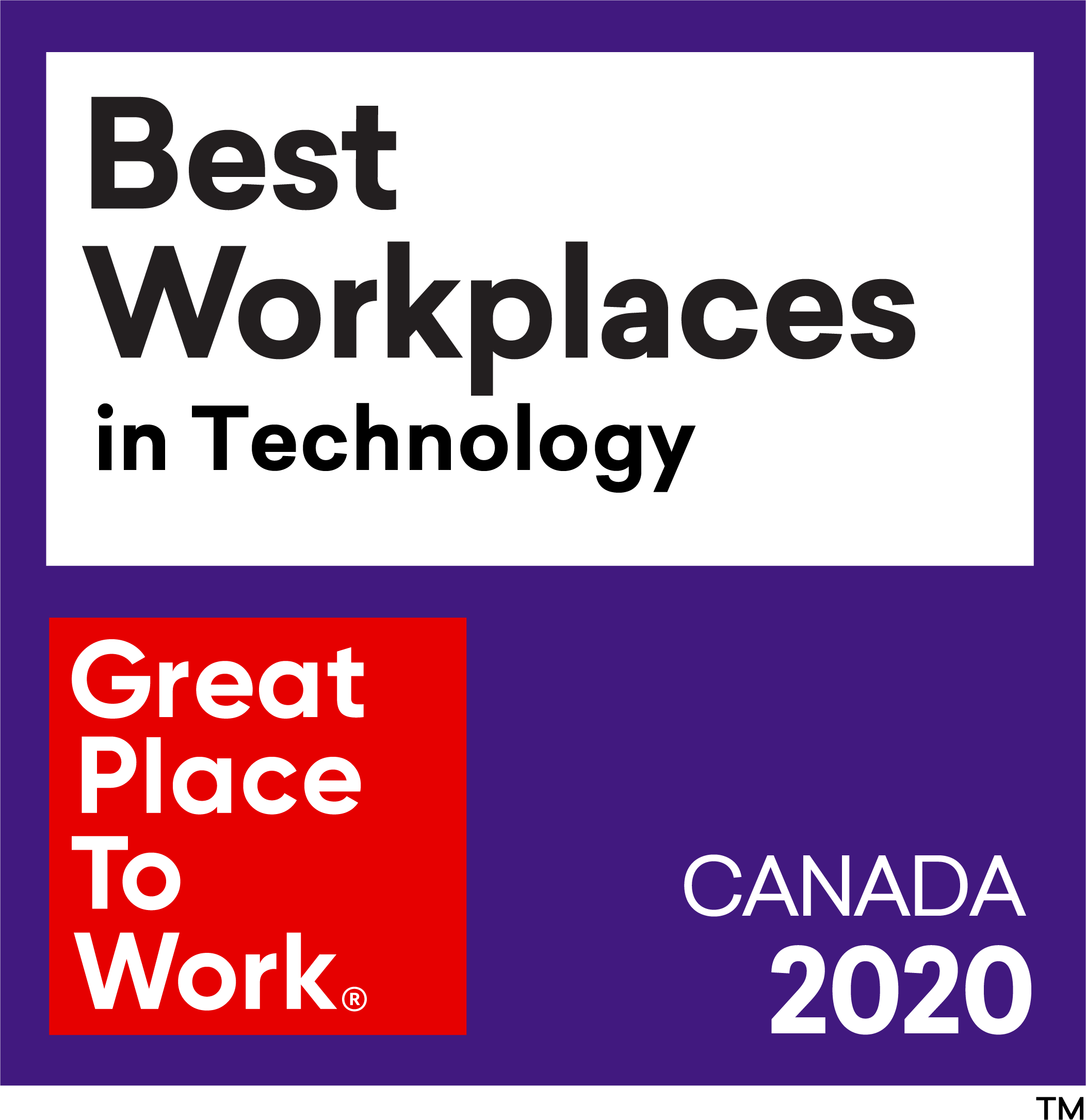 Best_Workplaces in Technology 2020