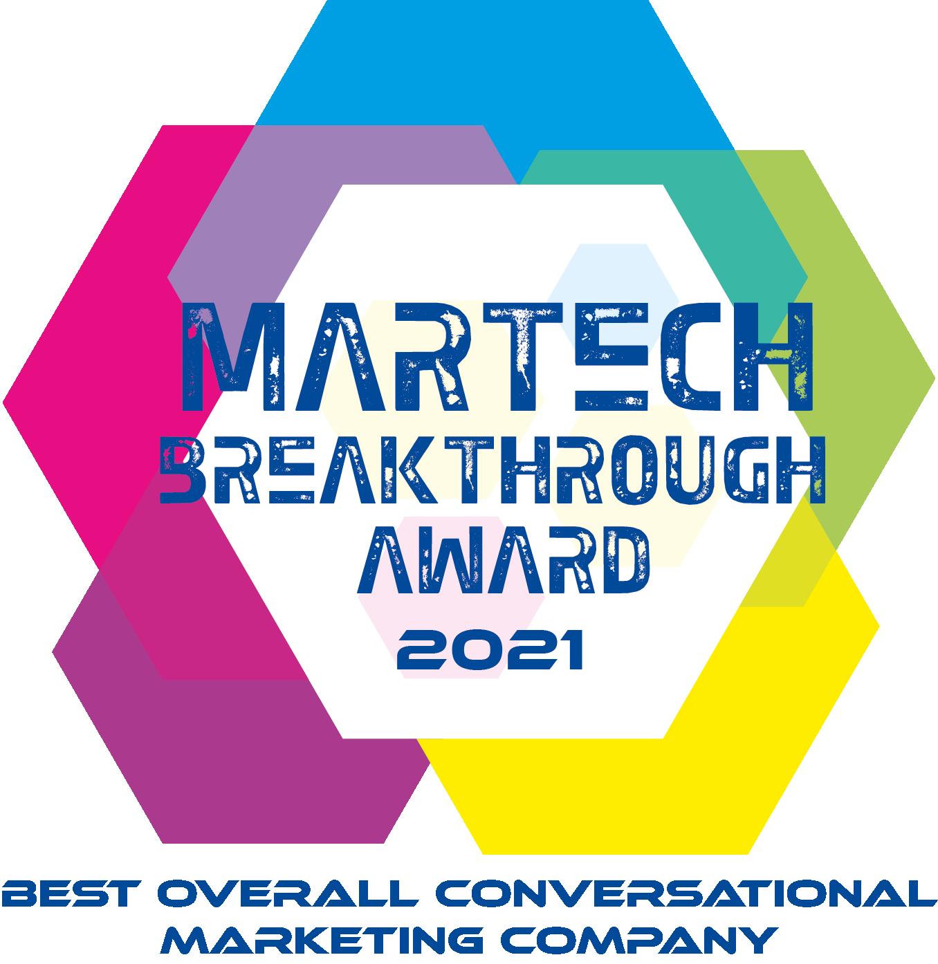 MarTech Breakthrough Awards_2021_Ada