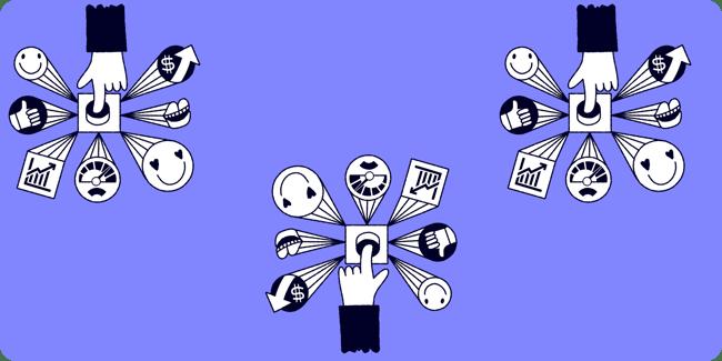 Chatbot Marketing Illustration