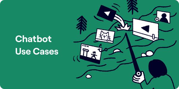 Chatbot use cases Illustration
