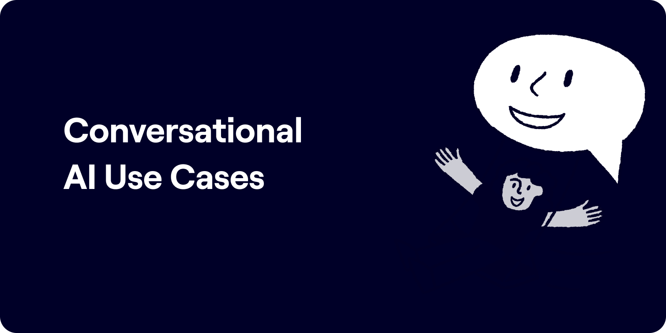 Conversational AI Use Cases Illustration
