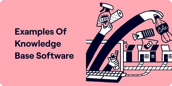 Examples of knowledge base software Illustration