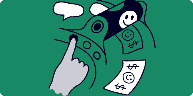 Virtual Agent: What It Means And How They Work Illustration