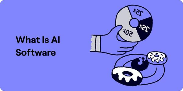 What is ai software Illustration