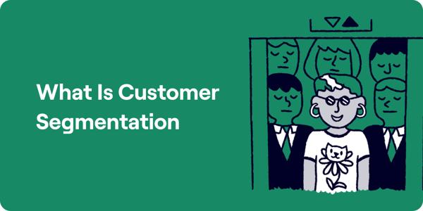 What is customer segmentation Illustration